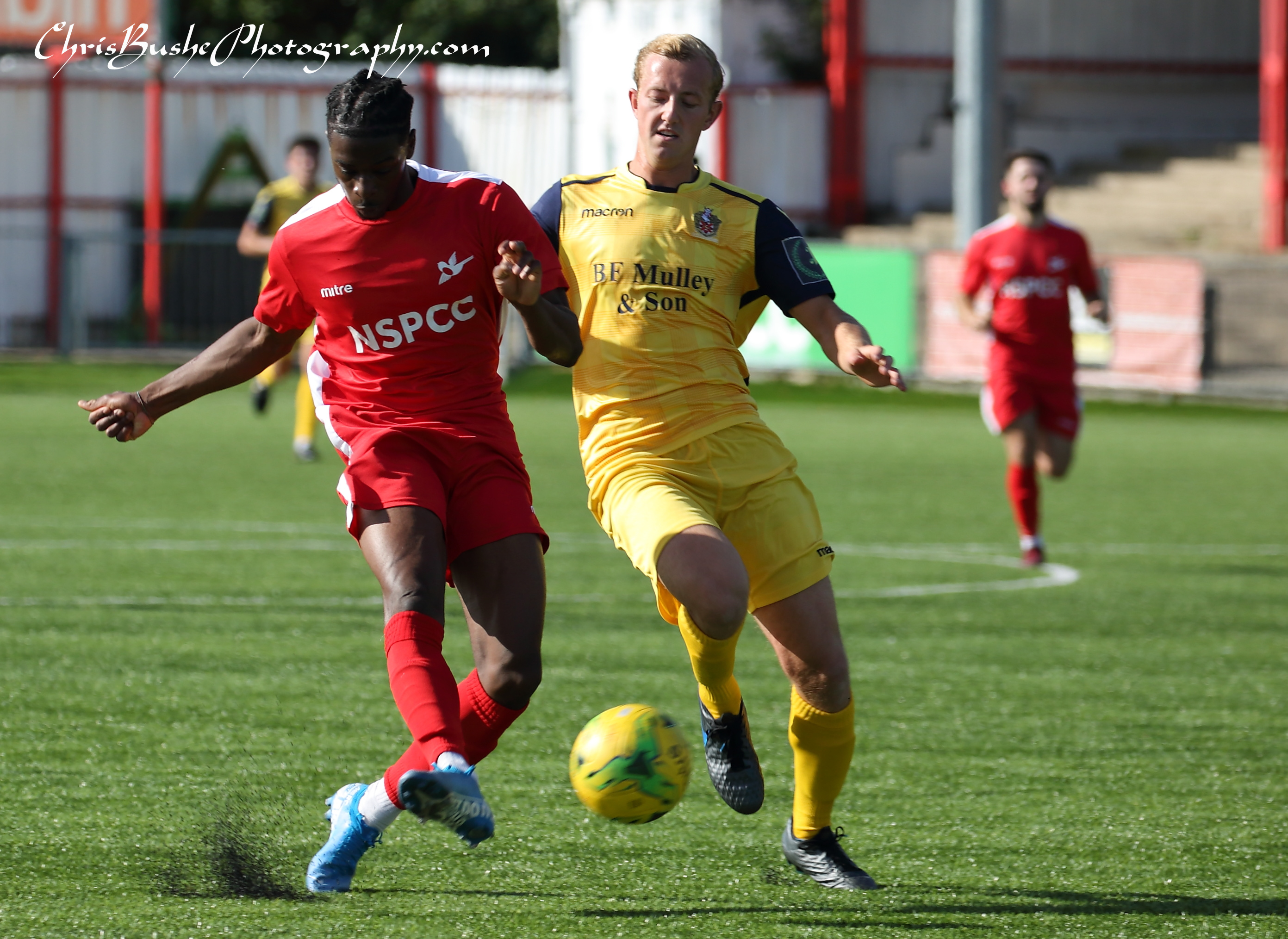 Amoo Carshalton shoots